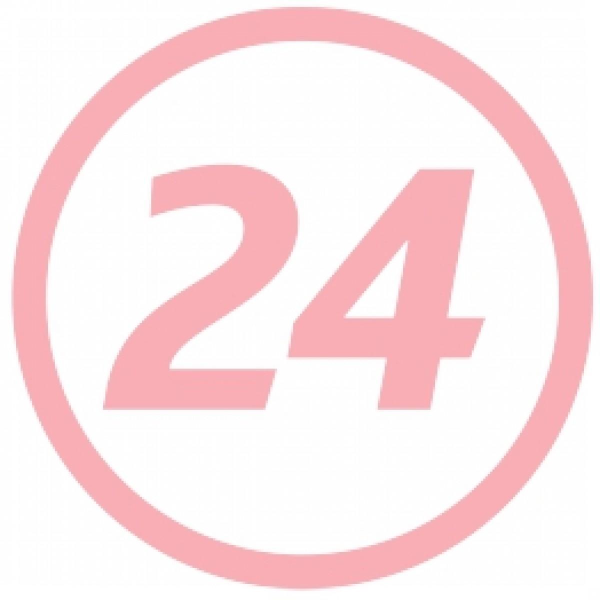 NUK Suzeta Din Silicon Happy Days Asortate, Marimea 2 (6-18 Luni), Suzeta, 1 buc