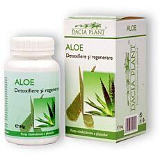 Aloe Vera, 60 comprimate, Dacia Plant