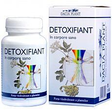 DACIA PLANT Detoxifiant - 60 comprimate (Suplimente nutritive) - Preturi