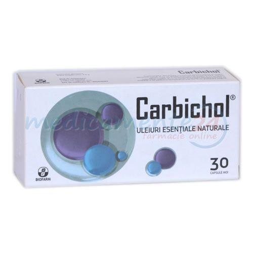 Carbichol Capsule, Capsule, 30buc