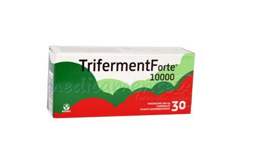 Triferment Forte 10000UI Comprimate, Comprimate, 30buc