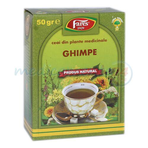 FARES Ceai Ghimpe Iarba, Punga, 50g