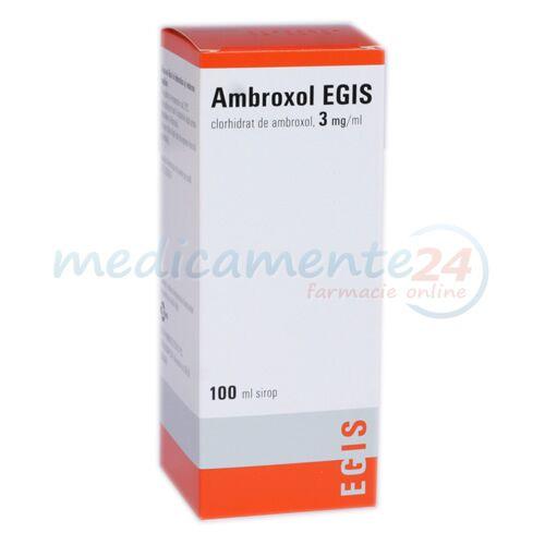Ambroxol EGIS Sirop 3mg/ml, Sirop, 100ml