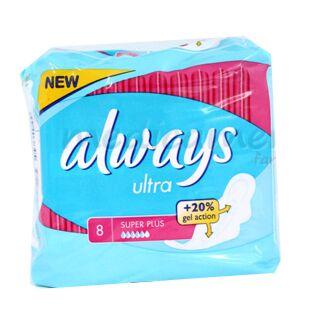 Always Ultra Super Plus, Absorbante, 9buc
