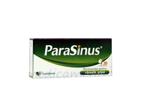ParaSinus Comprimate, Comprimate, 20buc