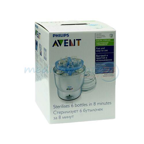AVENT Sterilizator Electric Cu Abur, Sterilizator, 1buc