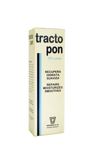 Tractopon Crema Cu Uree 15%, Crema, 75ml