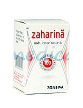 Zaharina Comprimate, Comprimate, 100buc