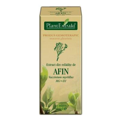 Plant Extrakt Extract Din Mladite de Afin, Extract, 50ml