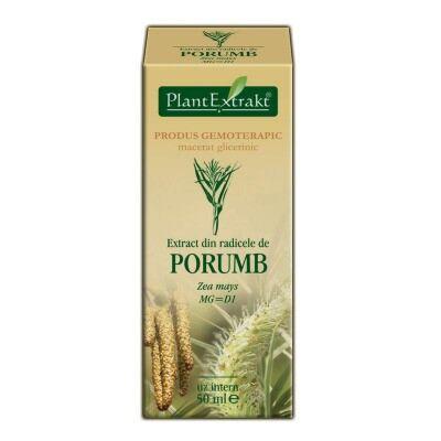 Plant Extrakt Din Radicele De Porumb, Extract, 50ml