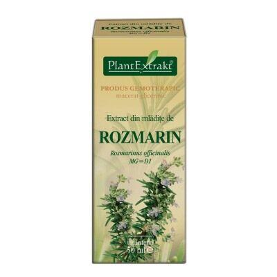 Plant Extrakt Din Mladite De Rozmarin, Extract, 50ml