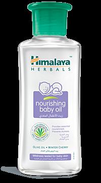 Himalaya Herbals Ulei De Corp Hranitor Pentru Copii, Ulei De Corp, 200 ml
