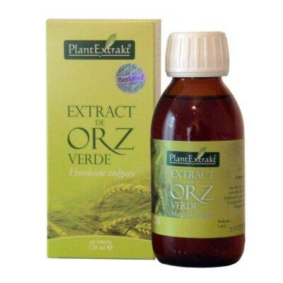 Plant Extrakt Extract De Orz Verde, Extract, 120 ml