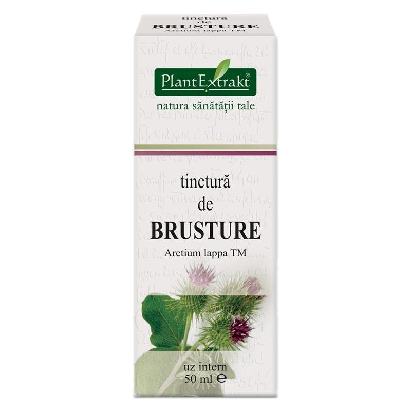 Plant Extrakt Tinctura de Brusture,  Tinctura, 50ml
