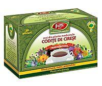 FARES Ceai Codite de Cirese Plicuri, Ceai, 20buc