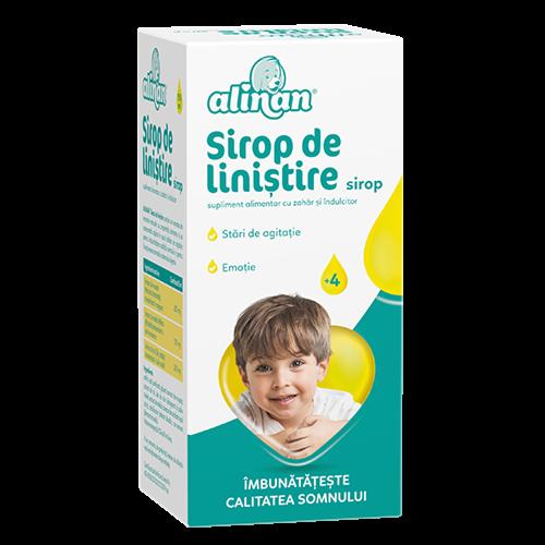 Alinan Sirop De Linistire, Sirop, 150ml