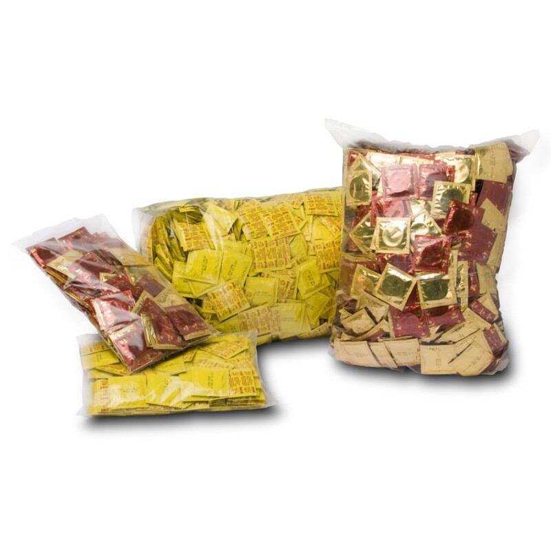 Prezervativ Amor Cu Aroma de Capsuni, Prezervativ, 1buc