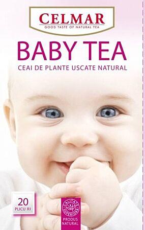 Celmar Baby Tea (Anti Colici) 1.8g Plicuri, Plicuri, 20buc