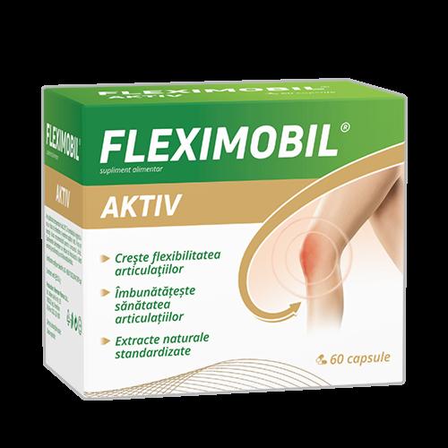 Fleximobil Aktiv Capsule, Capsule, 60buc