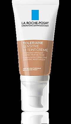 La Roche -Posay Toleriane Sensitive Le Teint Cremă Hidratantă Uniformizatoare Medium, Crema,  50ml