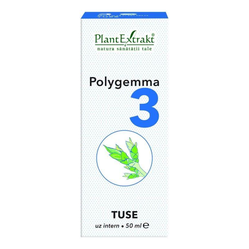 Plant Extrakt Polygemma Nr.3 Tuse, Extract, 50ml