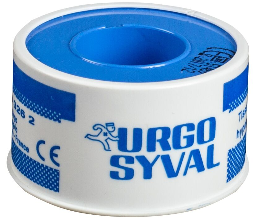 Urgo Syval Leucoplast, Rola, 5m x 2,5cm