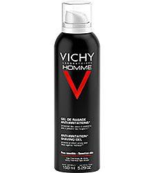 VICHY Homme Gel pt barbierit Anti-Iritatii, Gel, 150ml